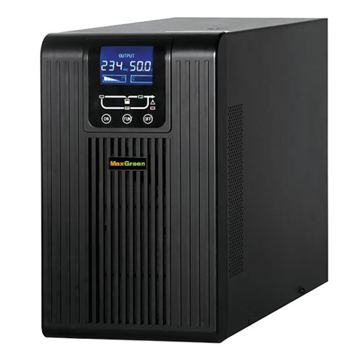 MaxGreen MGO-W3KS 3KVA Standard Backup Online UPS