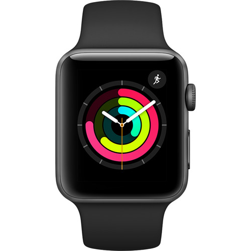 Apple Smart Watch Series 3 42mm - Space Gray