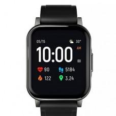 Xiaomi Haylou LS02 Touch Screen Square Shape Smart Watch Black