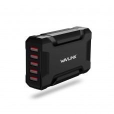 Wavlink WL-UH1052P 5 Usb Port Smart Mobile Charger (45W/9A)