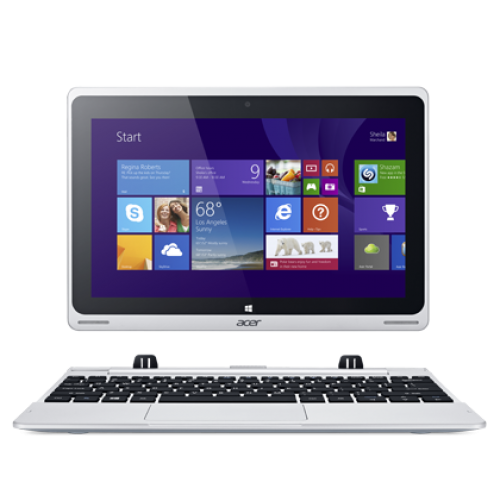 Acer Aspire Switch 10 Atom Z3740 500GB HDD With Win 8.1