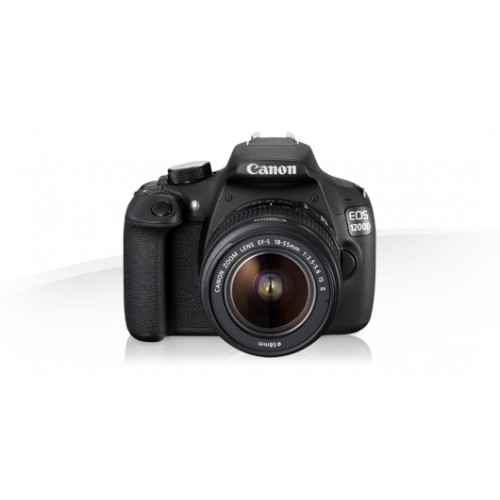 Canon EOS 1200D DSLR 18.0 MP With 18-55mm Lens
