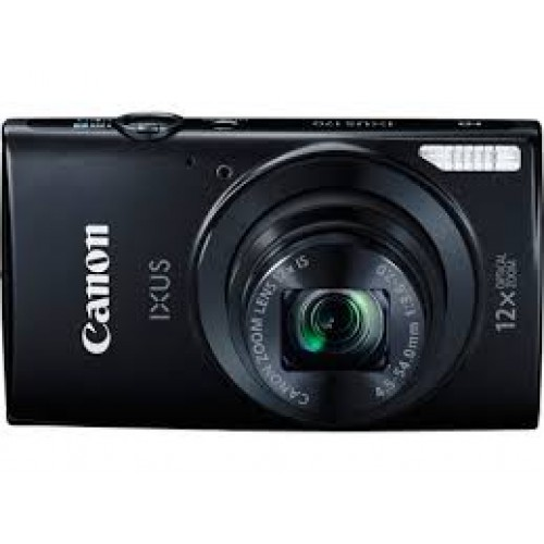 CANON IXUS 170 20.0 MP 12X OPTICAL ZOOM DIGITAL CAMERA
