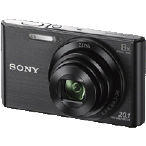 SONY CYBER-SHOT W830 20MP,8X ZOOM HD DIGITAL CAMERA