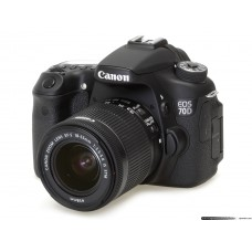 Canon 70D DSLR 18-135 Lens Camera