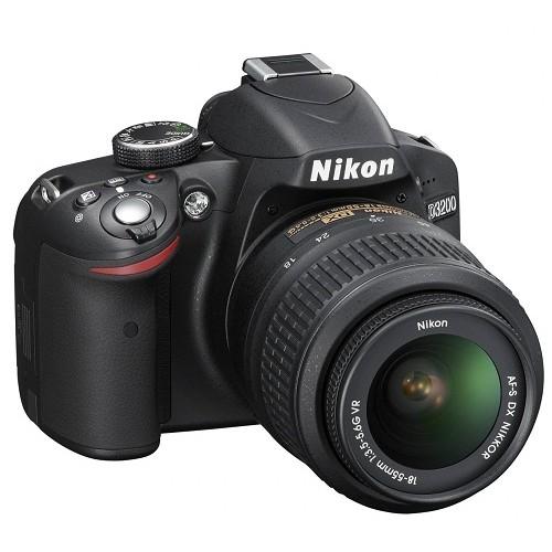 Nikon D7100 DSLR With 18-105MM Lens