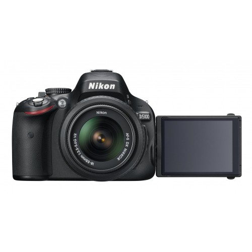 Nikon D5200 DSLR 24.1 MP With 18-55mm Lens