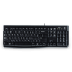 Logitech K120 Usb Keyboard With Bangla Black (920-008363)