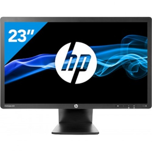 HP EliteDisplay E231i 23-in IPS LED Backlit Monitor