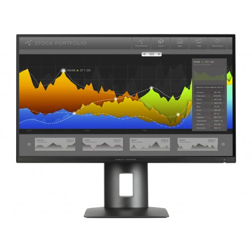 HP Z24nf 23.8-inch Narrow Bezel IPS Display