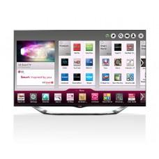 LG LA8600 55-inch smart TV