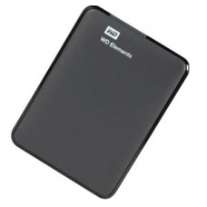 Western Digital Elements 2TB Portable HDD
