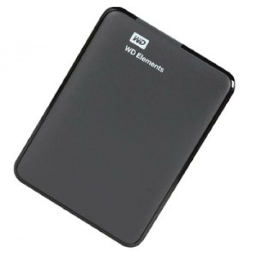 Western Digital Elements 1TB Portable HDD