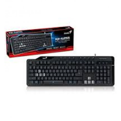 Genius LED Backlight Gaming Keyboard