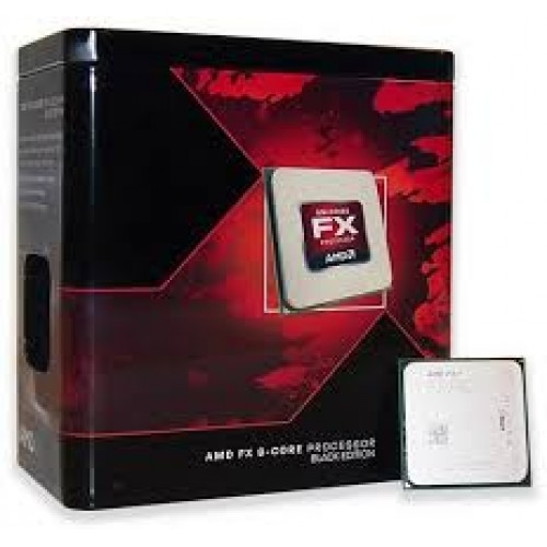 AMD FX-8350 PILEDRIVER BLACK EDITION