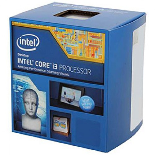 Intel® 4th Generation Core™ i3-4160 Processor