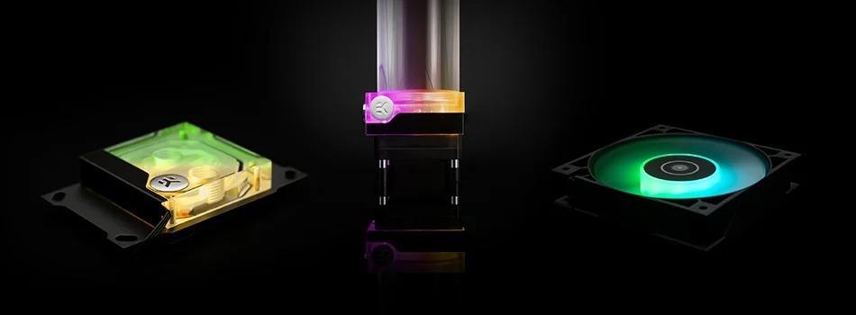 EKWB EK-Classic Nickel Edition P240 D-RGB Kit